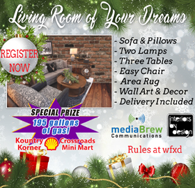 Win a New Living Room