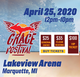 Get Grace Festival Tickets Now