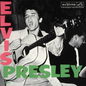 """""""Elvis Presley Debut Album"""" by May"""