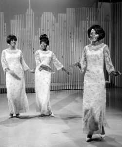 """The Supremes 1966"" by CBS Television"