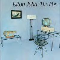 The Fox - Elton John plays here on Good Time Oldies