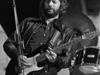 Eric Clapton - One of the guitar greats on GTO's Guitar Greats Weekend!