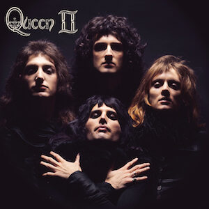 """""""Queen II"""" from Parlophone, Elektra, EMI.. Licensed under Fair use of copyrighted material in the context of Queen II via Wikipedia"""