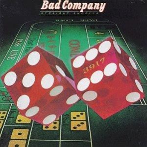 Bad Company Straight Shooter Album