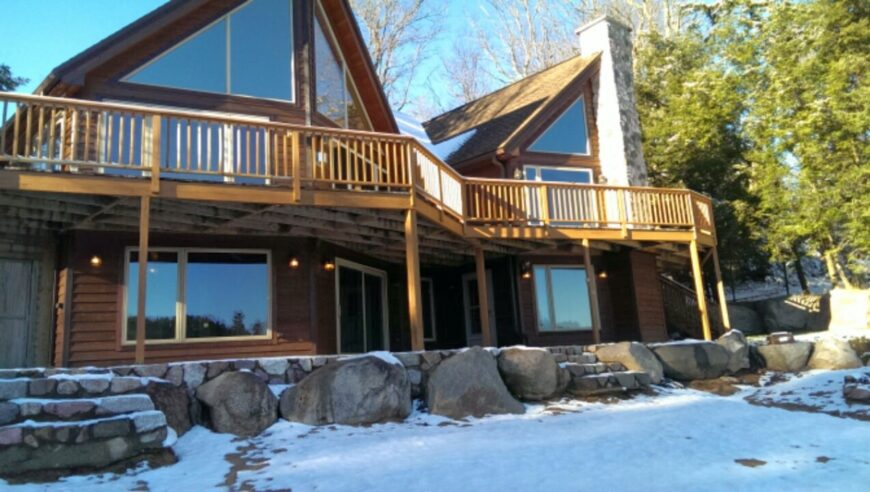 Shag-Lake-Waterfront-Property-For-Sale-Gwinn-Michigan-Live-Remote-005
