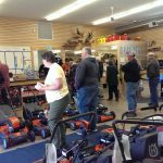 Ward's carries many different push mowers.