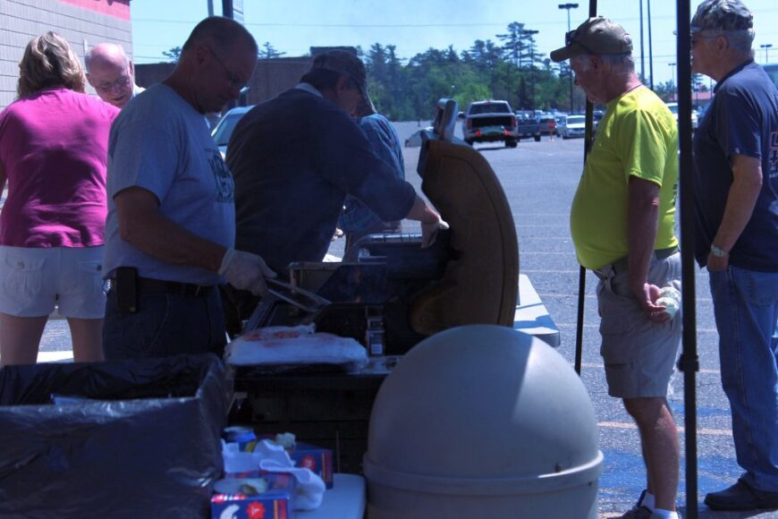 steaks to benefit Beacon House