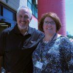 Margaret Parker and Bill Tibor