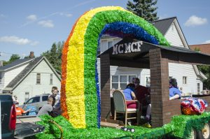 MCMCF Float