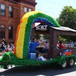 MCMCF Wizard of Oz Rainbow Float