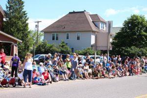 The Parade Crowd