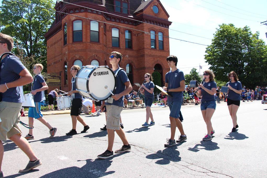 Negaunee High School Band