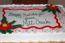 Happy Holidays from Mill Creek