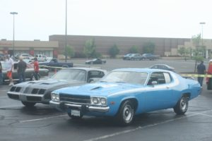 Thank you to everyone who participated in the car show.