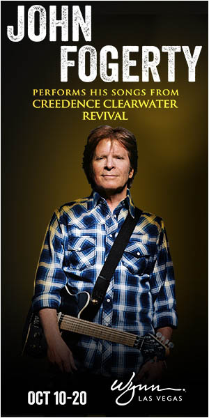 Win tickets to see John Fogerty in Las Vegas