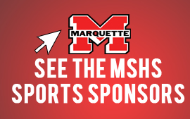 The Marquette Redmen play on Fox Sports Marquette