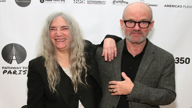 Getty_PattiSmithMichaelStipe630_092220