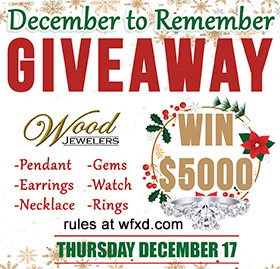 Win a Shopping Spree at Wood Jewelers