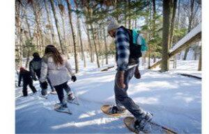 Michigan-DNR-Tahquamenon-Falls-State-Park-Upper-Falls-guided-snowshoe-hike-300×193