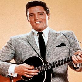 Elvis Presley on GTO