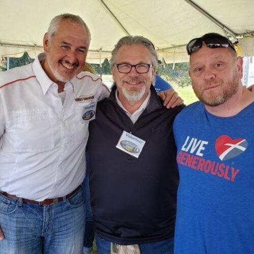 Bill, Chuck, and Joe at Marquette