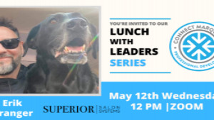 Register to attend Lunch with Leaders for the month of May with Erik Granger.
