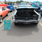 There was even a 1965 Pontiac GTO!