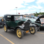 1927 Model T Ford!