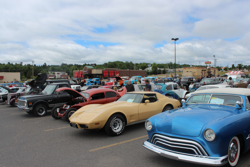 Come back next year for the Catch the Vision Car Show and Cruise!