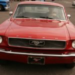 Gotta love a classic Mustang
