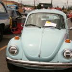 Slug Bug Blue!