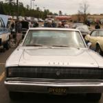 Dodge car at the Car Show