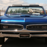 The front of a GTO