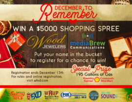 December to Remember Giveaway 2021