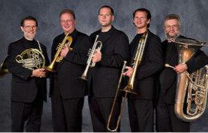 NMU-Hosts-Wisconsin-Brass-Quintet-1-300×193