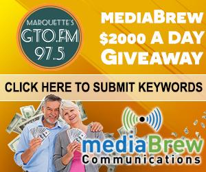 mediaBrew\'s $2000 a Day Giveaway